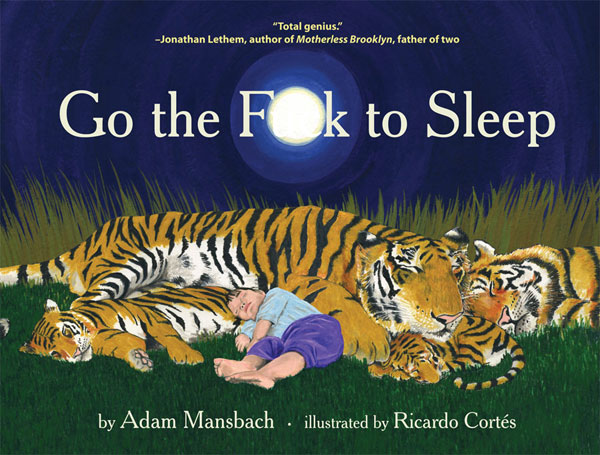 Go the F to sleep review