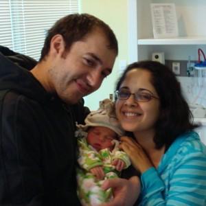 iranian expat baby abroad USA