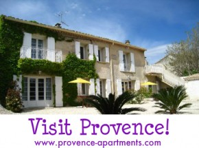provence holiday apartments