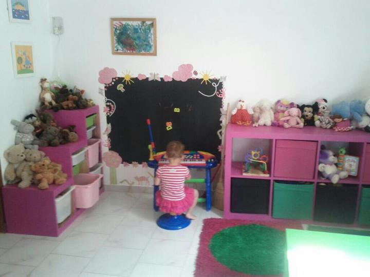BIPS toddler room makeover