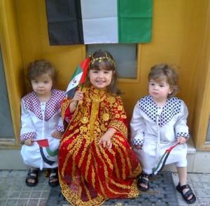 having a baby in Dubai maha little farasha