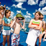 Little Captains — Preparing Kids for a Cruise