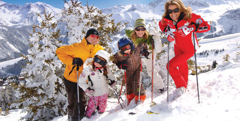 Family skiing holidays things to think about mummy in provence but planning a ski holiday with a family with young children can be very challenging especially if you plan to have any kind of holiday for yourself in the solutioingenieria Choice Image