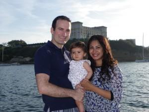 having a baby abroad asha bhatia